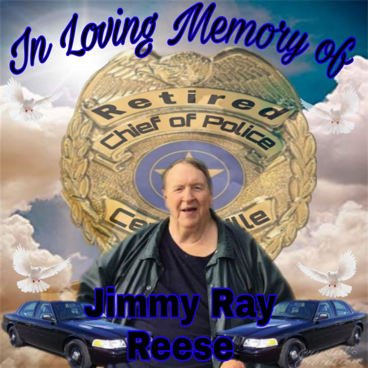 Jimmy Ray Reese